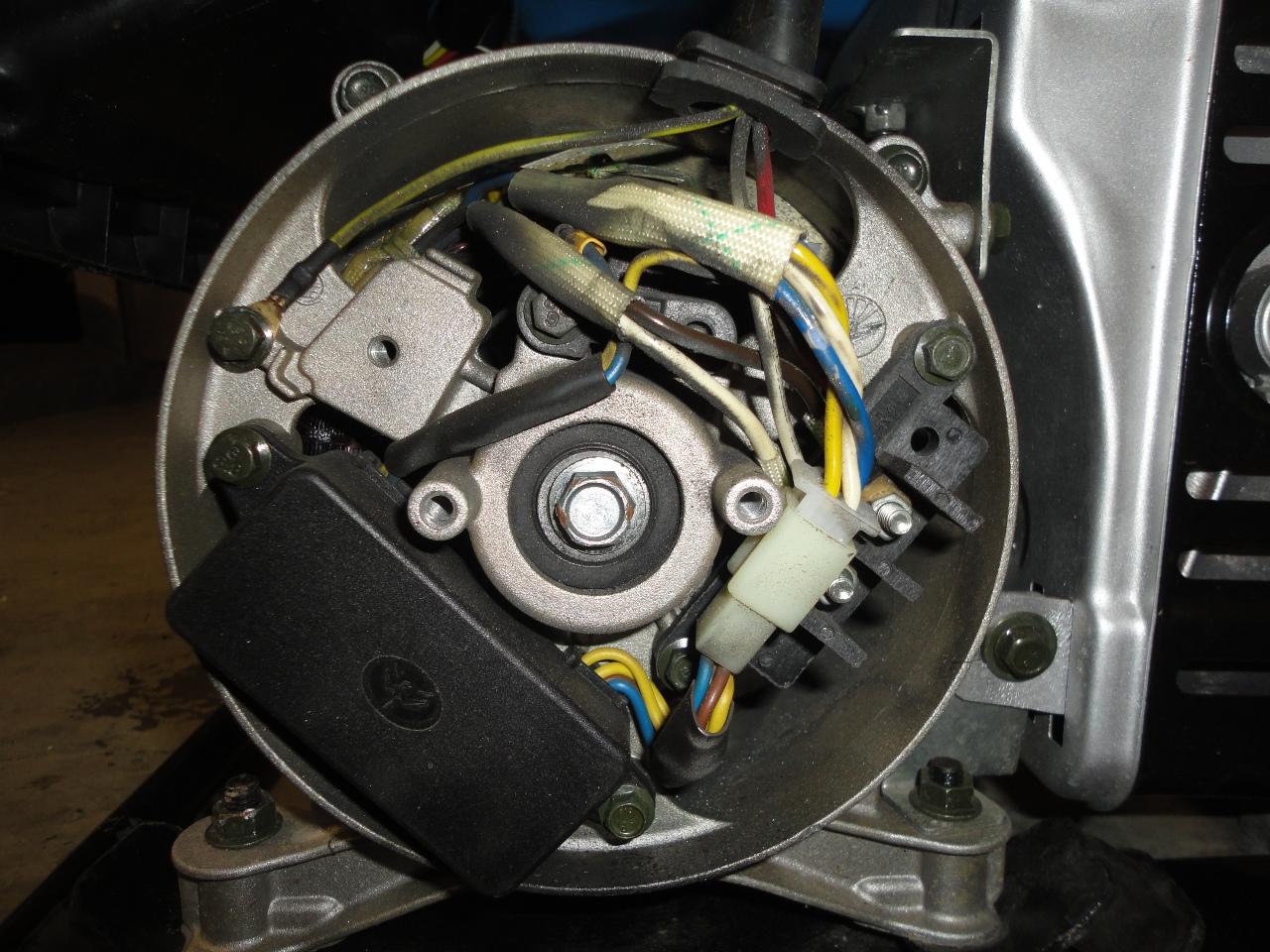Güde Stromaggregate GSE 1200 4T und GSE 2700